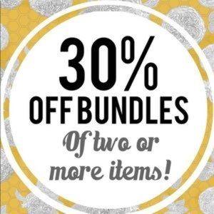 30% off Bundles!